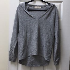 NWOT Urban Outfitters gray sweatshirt